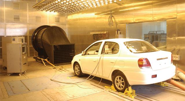 欧兰科技 -产品指南-汽车和发动机测试及模拟系统-汽车测试和模拟-整车测试环境舱-各种激光器,光谱测量,材料应力和形变分析,CCD相机, 光学传感器,精密位移台,PIV,PLIF等- Powered By SiteEngine